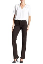 Nydj Barbara Bootcut Jean Brown