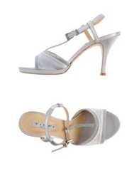 Tiffi Sandals Light Grey