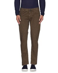 Pt05 Denim Denim Capris Men Cocoa