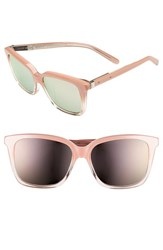 Women's Bobbi Brown 'The Alexandra' 55Mm Sunglasses