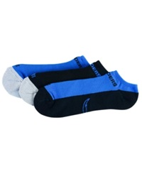 '47 Brand San Diego Chargers 3 Pack No Show Socks