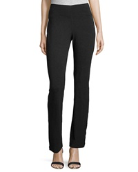 Eileen Fisher Stretch Jersey Yoga Pants Charcoal