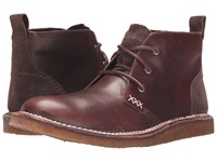Wolverine Lionel Brown Leather Men's Lace Up Boots