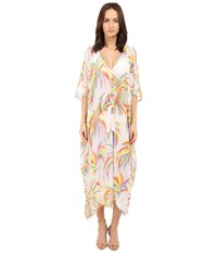 Agent Provocateur Holly Cover Up Palm Print