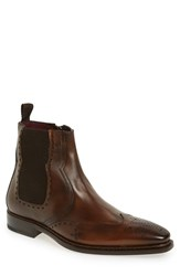 Mezlan Men's 'Pau' Wingtip Chelsea Boot