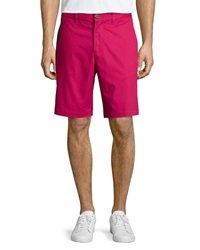 Penguin Cotton Chino Shorts Sangria