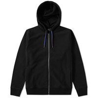 Paul Smith Side Logo Zip Hoody Black