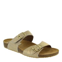 Marta Jonsson Sandal With Buckle Gold