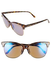 Women's Smith Optics 'Rebel' 57Mm Cat Eye Sunglasses