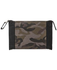 Fossil Men's Convertible Travel Pouch Multi