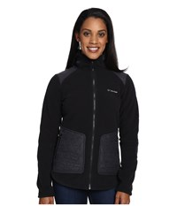 Columbia Angels Crest Jacket Black Women's Coat