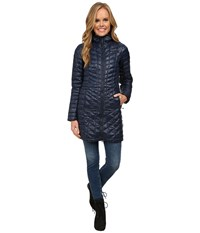 The North Face Thermoball Hooded Parka Urban Navy Women's Coat