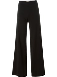 Christopher Kane Wide Leg Trousers Black