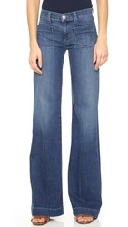 Hudson Libby Wide Leg Sailor Jeans Stingray