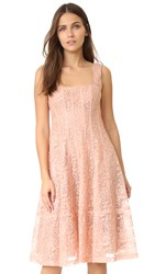 Nanette Lepore New Romantics Dress Desert Rose