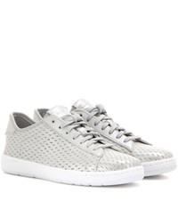 Nike Tennis Classic Ultra Leather Sneakers Silver