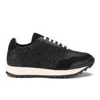 Markus Lupfer Women's Multi Printed Trainers Black Multi