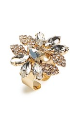 Cara Women's Cluster Cocktail Ring