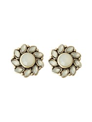 White Stuff Verity Flower Earring