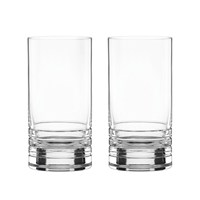 Kate Spade Percival Place Highball Glasses Set Of 2