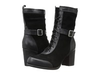 Sbicca Talken Black Women's Lace Up Boots