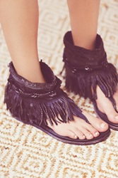 Free People Wonderland Fringe Sandal