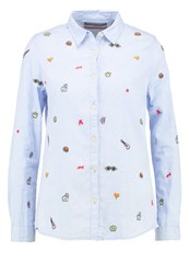 Scotch And Soda Shirt Combo Blue