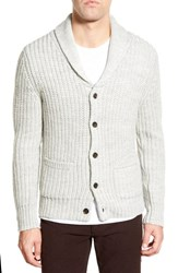 Men's Bonobos Shawl Collar Button Front Cardigan