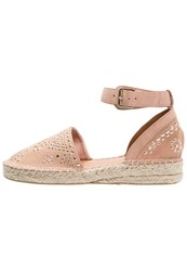 Pier One Espadrilles Nude Rose