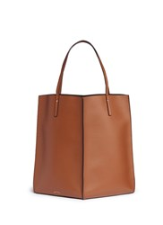 Maiyet 'Sia Shopper' Leather Tote Brown