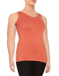 Harper Liv Plus Seamless Tank Top Ginger