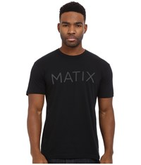 Matix Clothing Company Monoset T Shirt Black Men's T Shirt