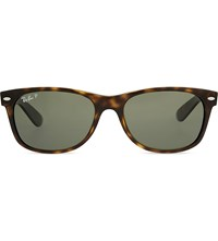 Ray Ban Rb2132 New Wayfarer Sunglasses Tortoise