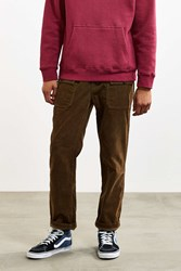 Chums Corduroy Pocket Pant Brown