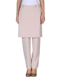 Mariagrazia Panizzi Casual Pants Light Pink
