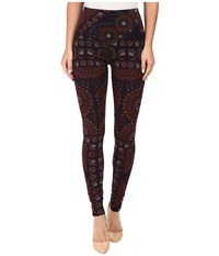 Lysse Tight Ankle Legging 1219 Persia Print Women's Clothing Brown