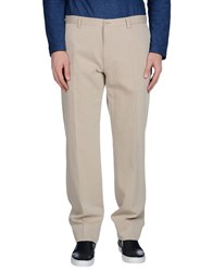 Cantarelli Trousers Casual Trousers Men Beige
