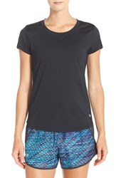 Women's Under Armour 'Fly By' Tee Black