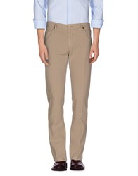 Fendi Trousers Casual Trousers Men Beige