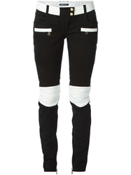 Balmain Skinny Trousers Black
