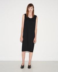 Issey Miyake Ripple Float Dress Black