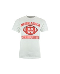 Vf Licensed Sports Group Men's Short Sleeve Nebraska Cornhuskers T Shirt