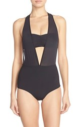 Women's L Space 'Angelina' Racerback One Piece Swimsuit