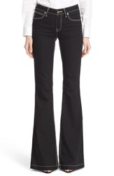 Burberry Women's Flare Stretch Denim Jeans