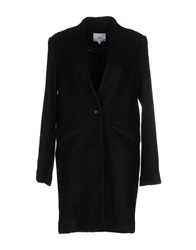 Suncoo Coats Black