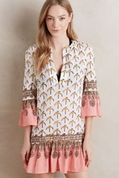 Anthropologie Palmrose Cover Up
