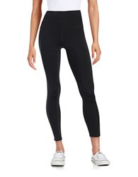 Calvin Klein High Waisted Active Leggings Black