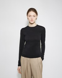 The Row Trep Jersey Top