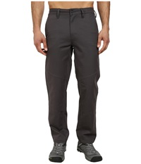 Black Diamond Castleton Pants Slate Men's Casual Pants Metallic