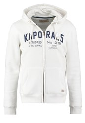 Kaporal Butin Tracksuit Top Off White Off White